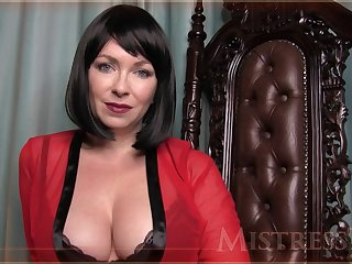 mistress with big tits loves to tease