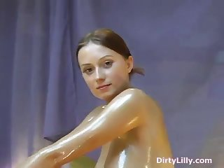 dirty lilly oily