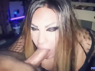 viktoria cavalli shemale london sucking cock